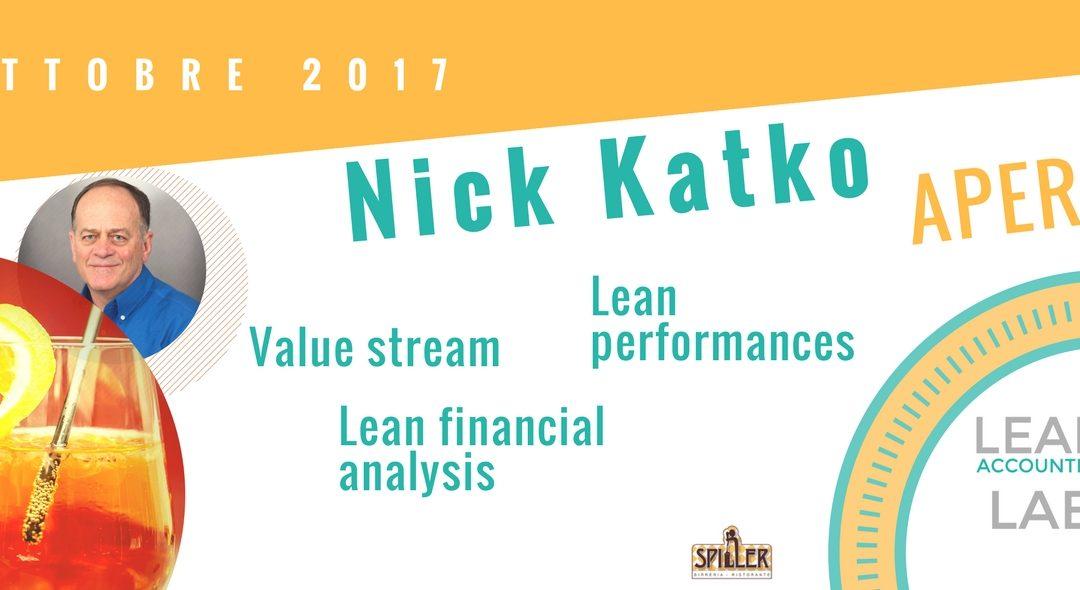 Aperi-Lean con Nick Katko