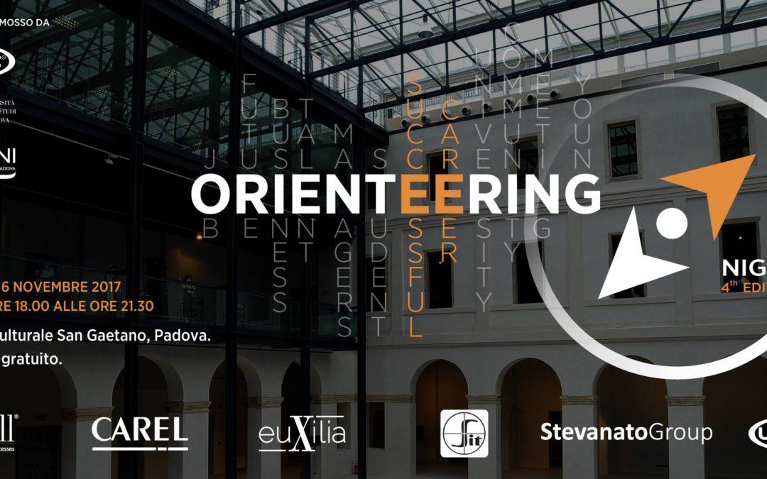 Orienteering Night – 4° edizione