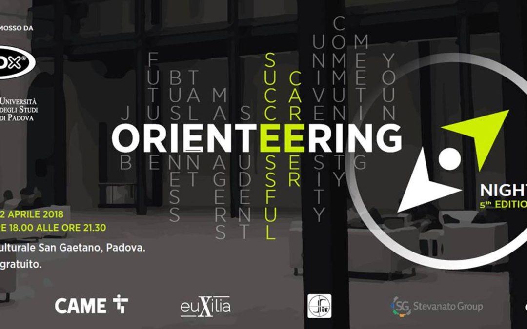 Orienteering Night – 5° edizione