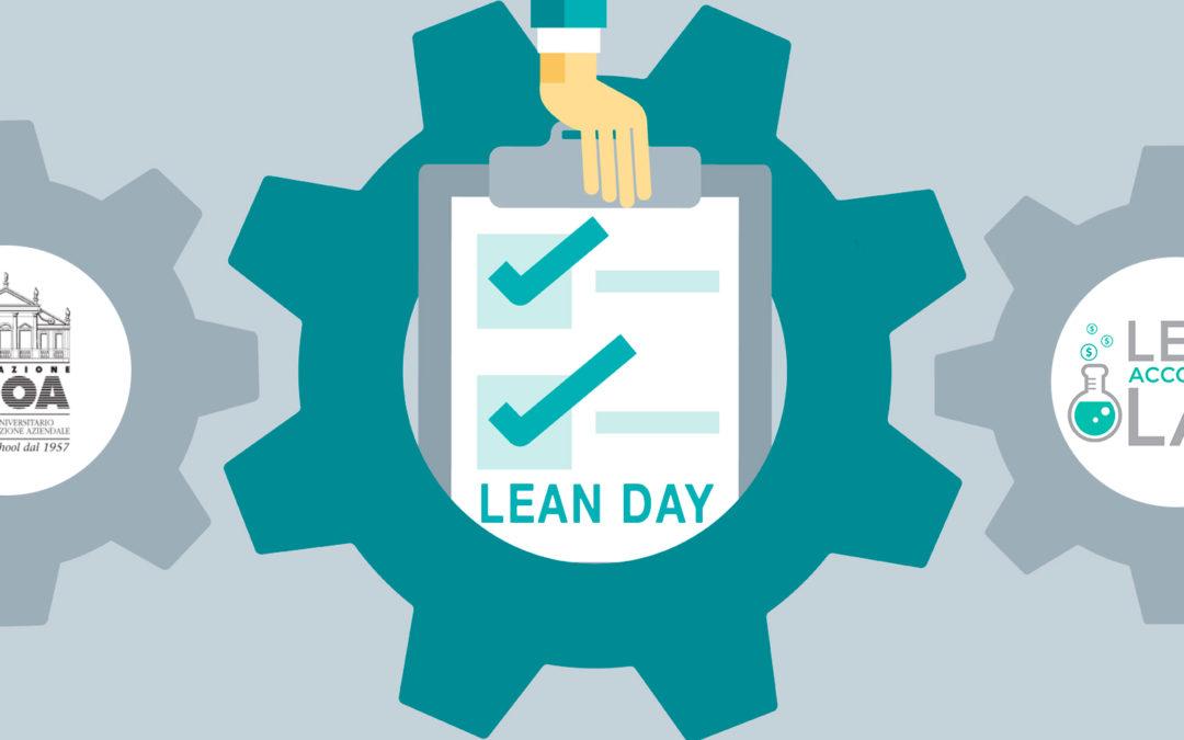 Cuoa, Lean Day 2018