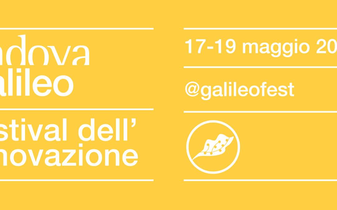 Padova Galileo Festival dell'Innovazione 2018