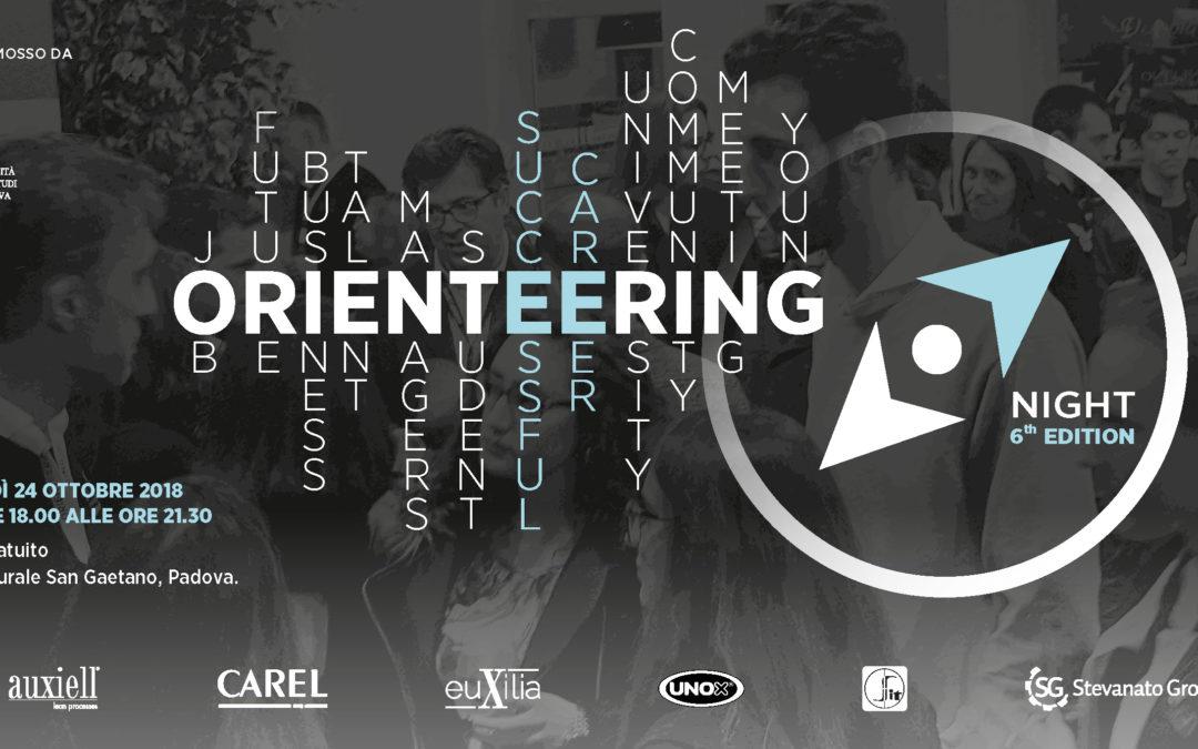 Orienteering Night – 6° edizione