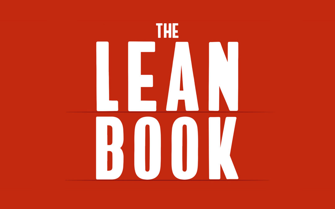 "Libro ""The Lean Book"""