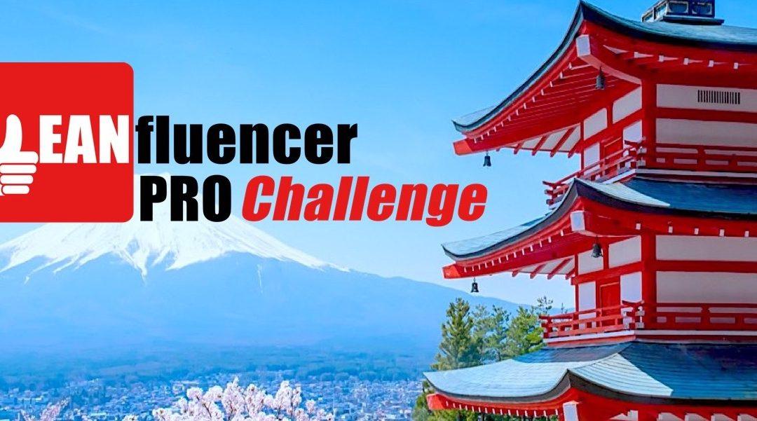 LEANfluencer PRO Challenge